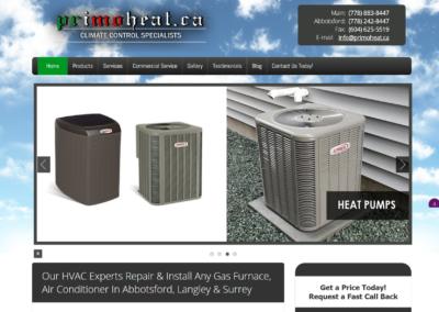 Primo Heat Inc.
